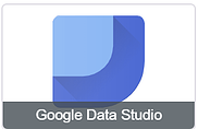 Choose to integrat your clean data with Google Data Studio